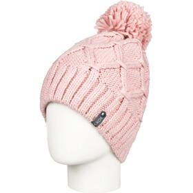 Roxy Winter Beanie Women, silver pink
